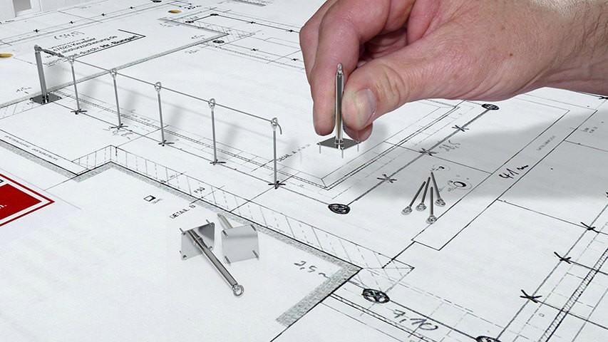 DIN 4426 - Grundlagen für die Planung und Realisierung von Absturzsicherungen